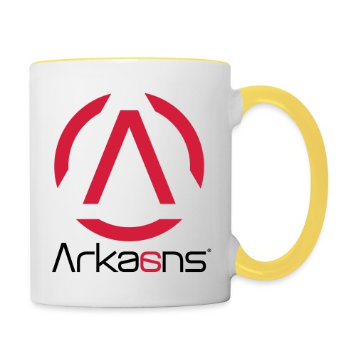 Arkaans Global - Mug contrasté