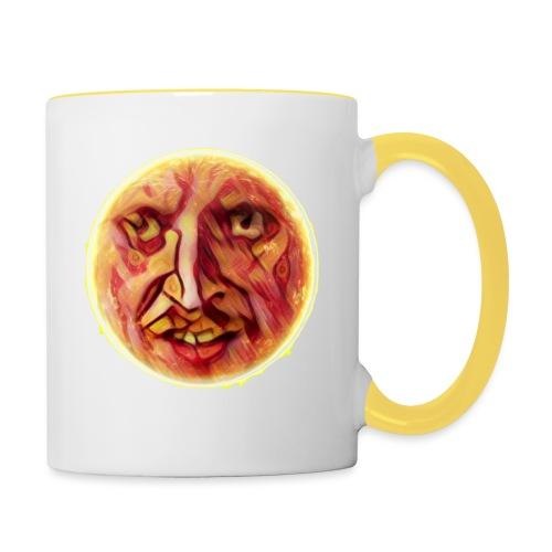 Ginger Sun - Contrasting Mug
