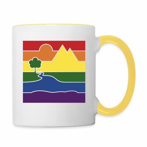 GOC Logo No Text - Contrasting Mug
