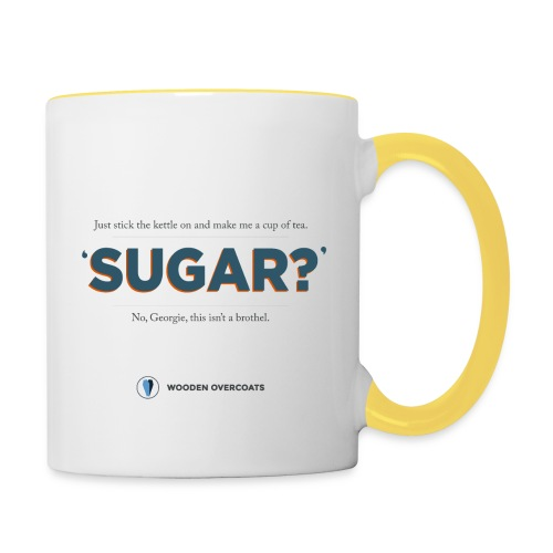 This Isn't A Brothel Mug - Contrasting Mug