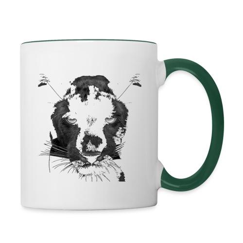 Pantere - Mug contrasté