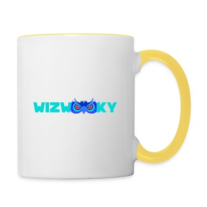 The Official Wizwooky - Contrasting Mug