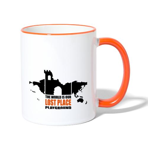 Lost Place - 2colors - 2011 - Tasse zweifarbig