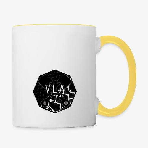 VLA GARAGE - Kaksivärinen muki
