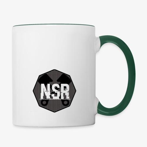 NSR B/W - Kaksivärinen muki