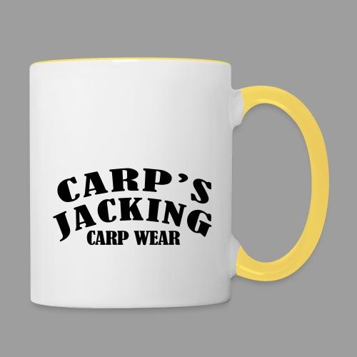 Carp's griffe CARP'S JACKING - Mug contrasté