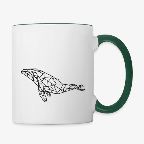 whale - Tazze bicolor