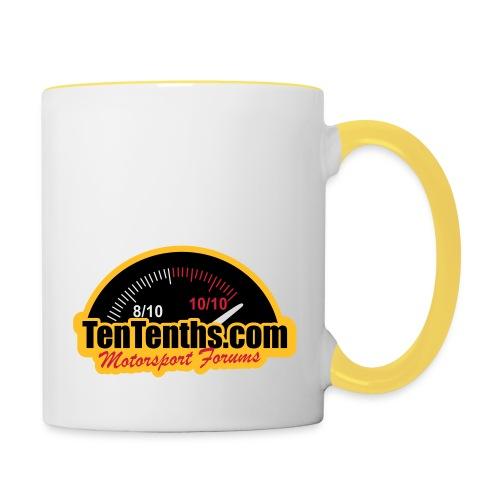 3Colour_Logo - Contrasting Mug