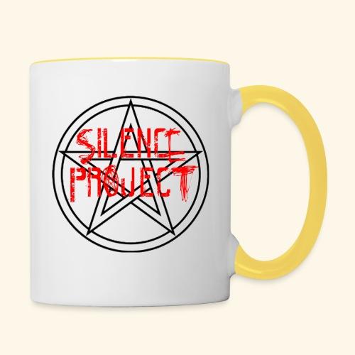 Silence Project - Mug contrasté