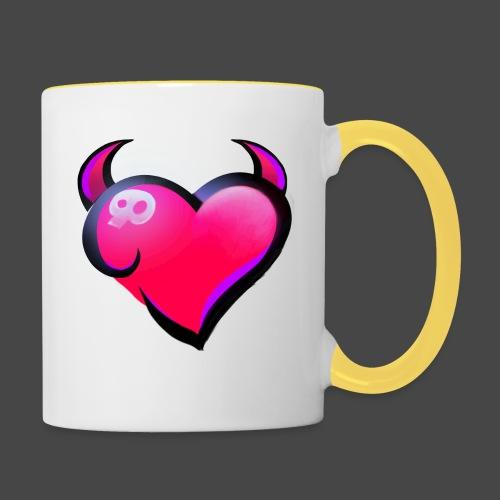 Icon only - Contrasting Mug