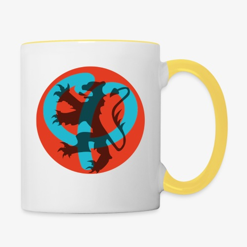 Bugey insoumis - Mug contrasté