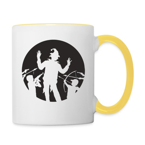 Le Clown - Mug contrasté