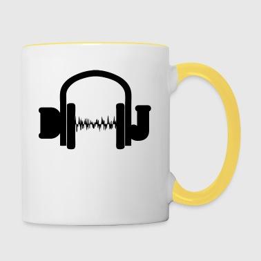 Dj blak - Contrasting Mug
