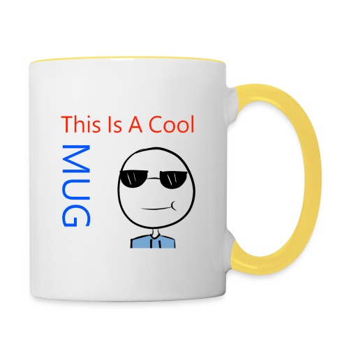Kewl Mug - Contrasting Mug