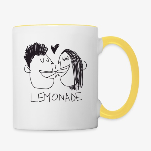 Lemonade Kiss - Tazze bicolor