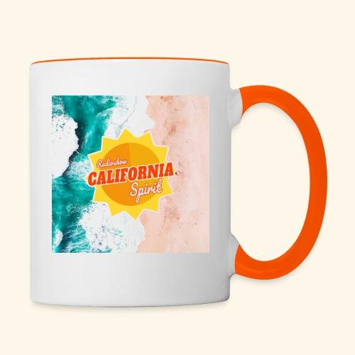California Spirit Surfin - Mug contrasté