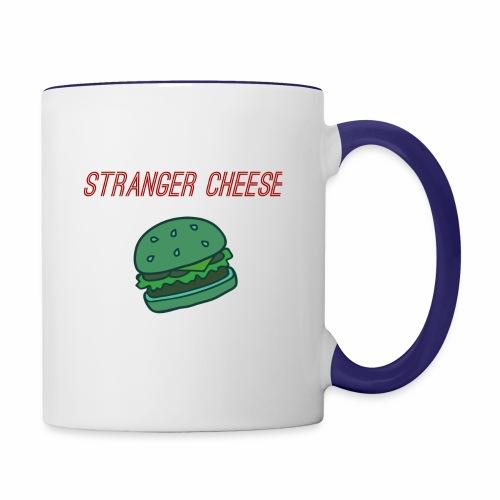 Stranger Cheese - Mug contrasté