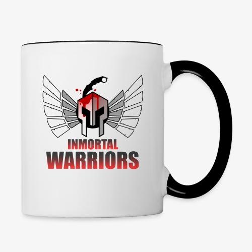 The Inmortal Warriors Team - Contrasting Mug