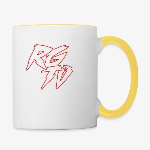 RGTV 1 - Contrasting Mug