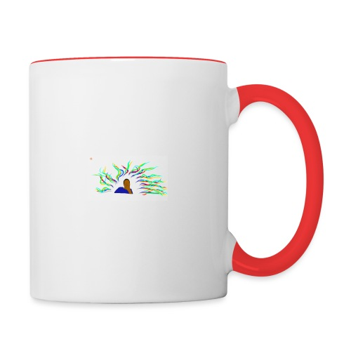 Project Drawing 1 197875703 - Contrasting Mug
