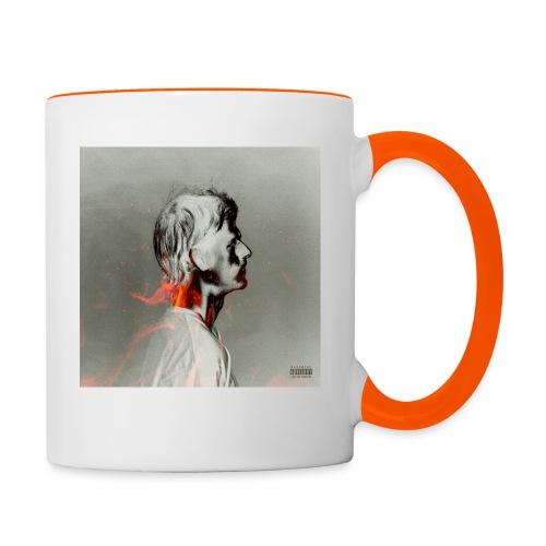 napalm cover - Mug contrasté