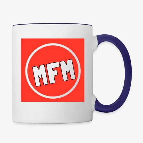 MrFootballManager Clothing - Contrasting Mug