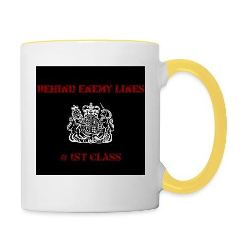 Front - Contrasting Mug