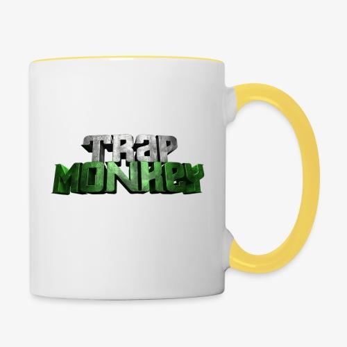 Trap Monkey 2 - Mug contrasté