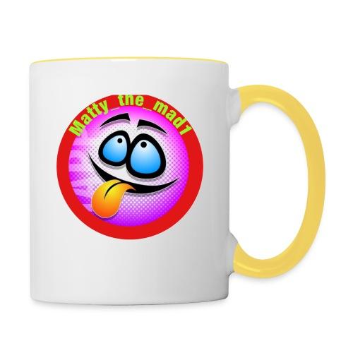 5D14BC46 196E 4AF6 ACB3 CE0B980EF8D6 - Contrasting Mug