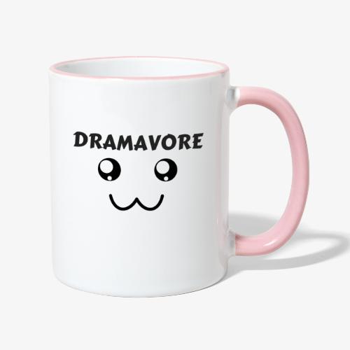 Dramavore - Mug contrasté