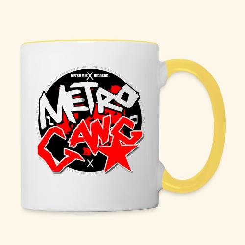 METRO GANG LIFESTYLE - Contrasting Mug