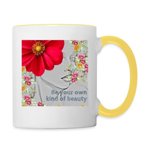 Girly - Mug contrasté