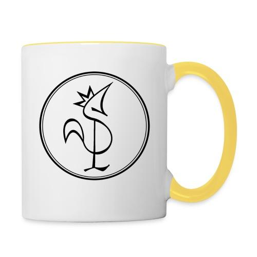 Pitou Noir - Mug contrasté