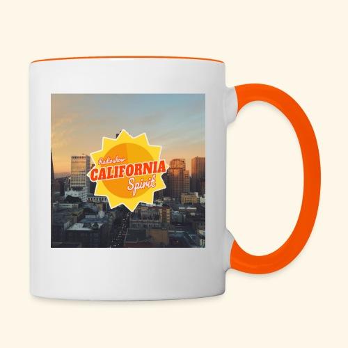 California Spirit City - Mug contrasté