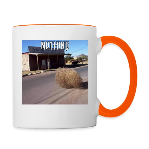 NOTHING - Mug contrasté