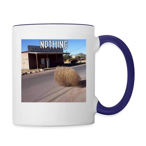 NOTHING - Mug contrasté
