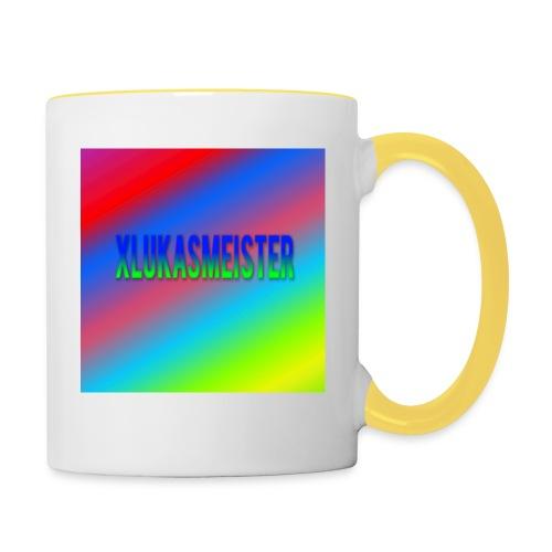 xxkyllingxx minecraft navn - Tofarvet krus