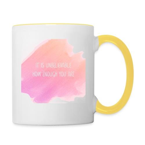 The Perfect Gift - Contrasting Mug