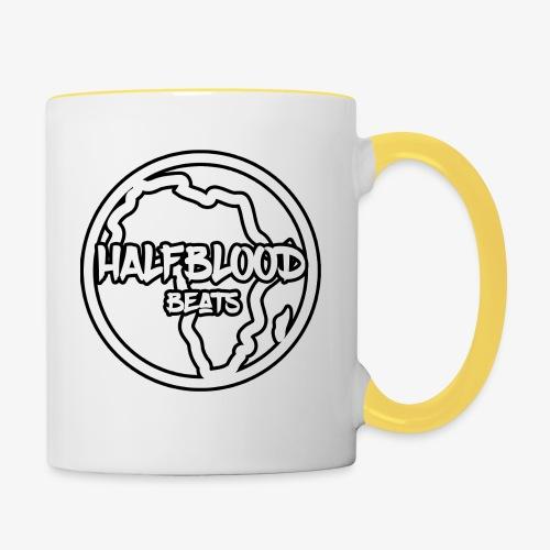 halfbloodAfrica - Mok tweekleurig