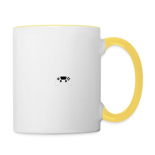Eat, sleep, game, REPEAT - Contrasting Mug