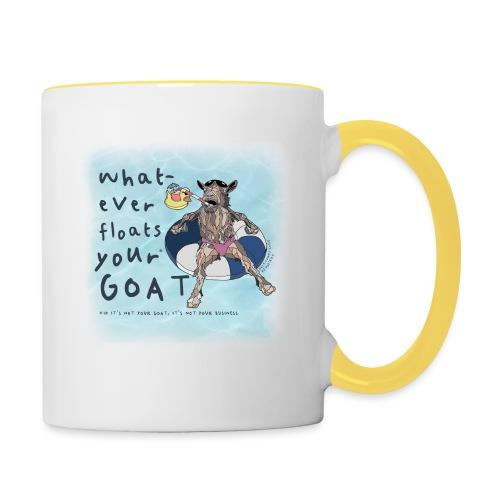 #3. Holiday - Contrasting Mug