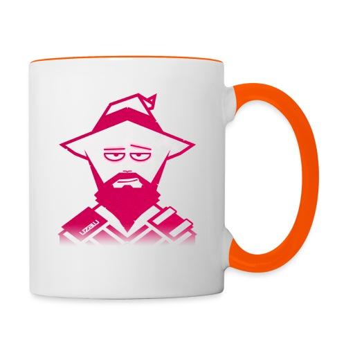 uzalu the Wizard - Contrasting Mug