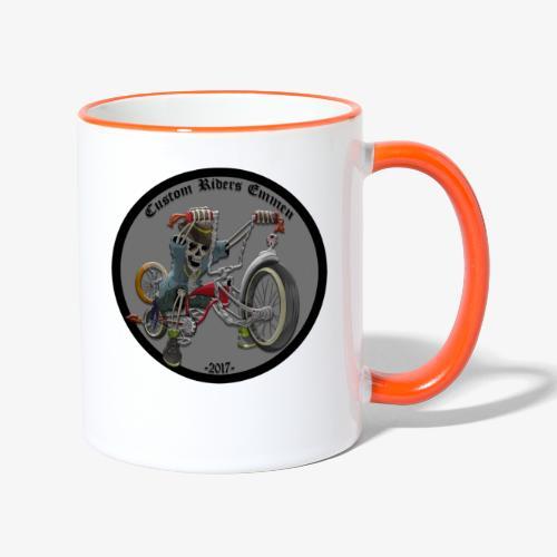 Custom Riders Emmen - Mok tweekleurig