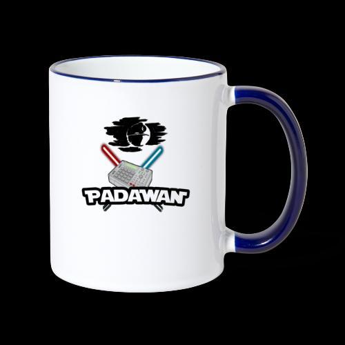 Padawan Noir - Mug contrasté
