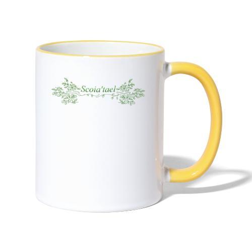 scoia tael - Contrasting Mug