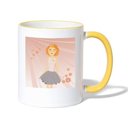 Dreamgirl Katie zomer - Mug contrasté