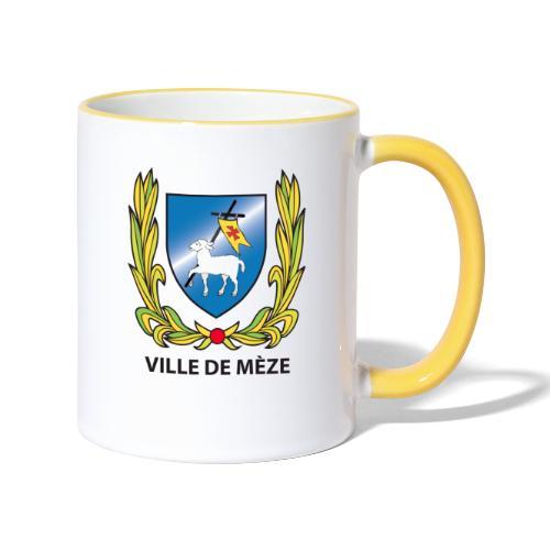 Le Pavois Mézois - Mug contrasté