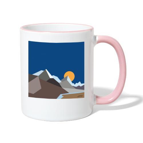 Himalayas - Contrasting Mug