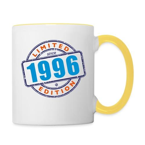 LIMITED EDITION SINCE 1996 - Tasse zweifarbig