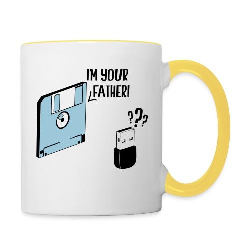 I'm your father - Mug contrasté
